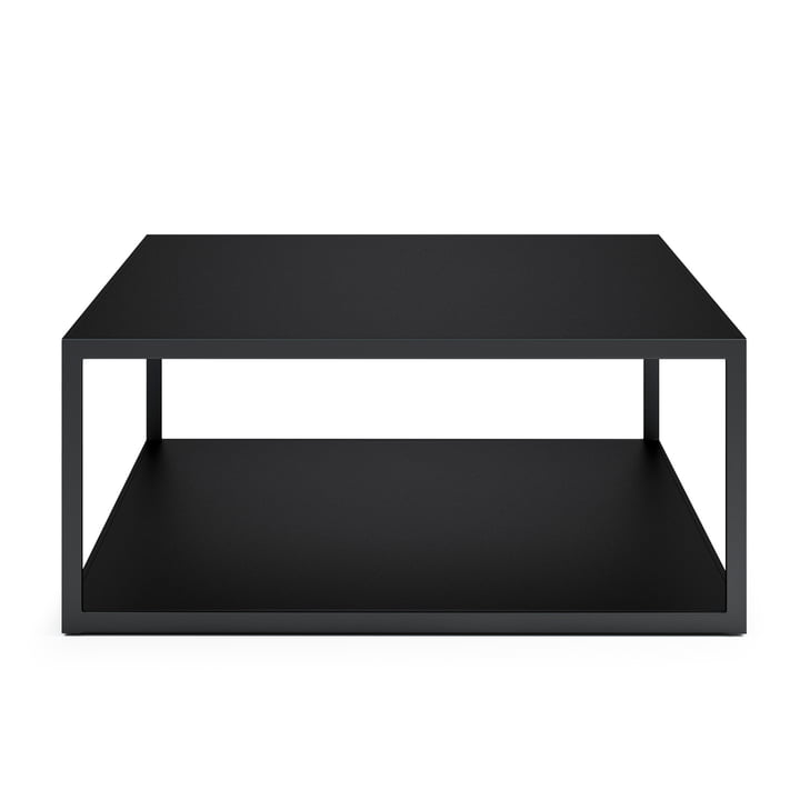 The Röshults - Garden Easy Table, 115 x 115 cm, anthracite