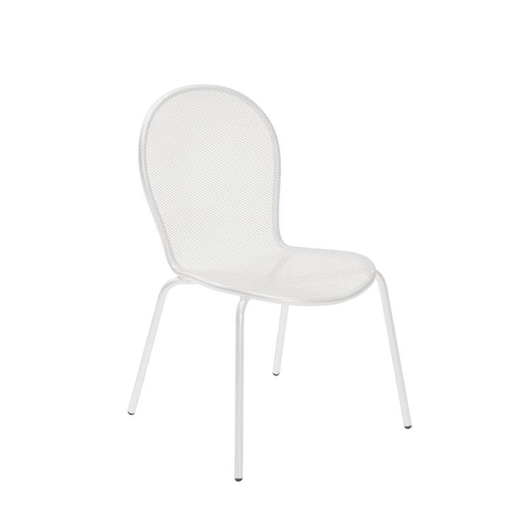 The Emu - Ronda Chair, white