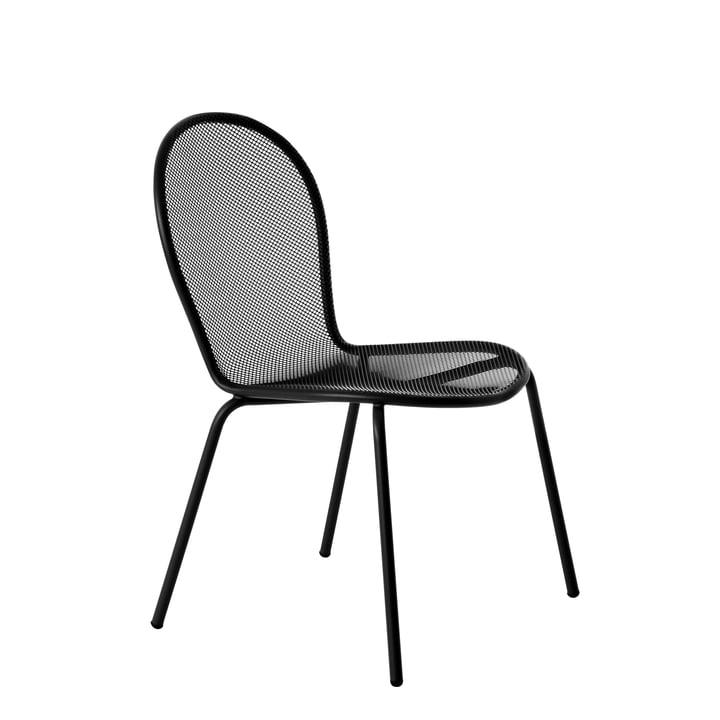 The Emu - Ronda Chair, black
