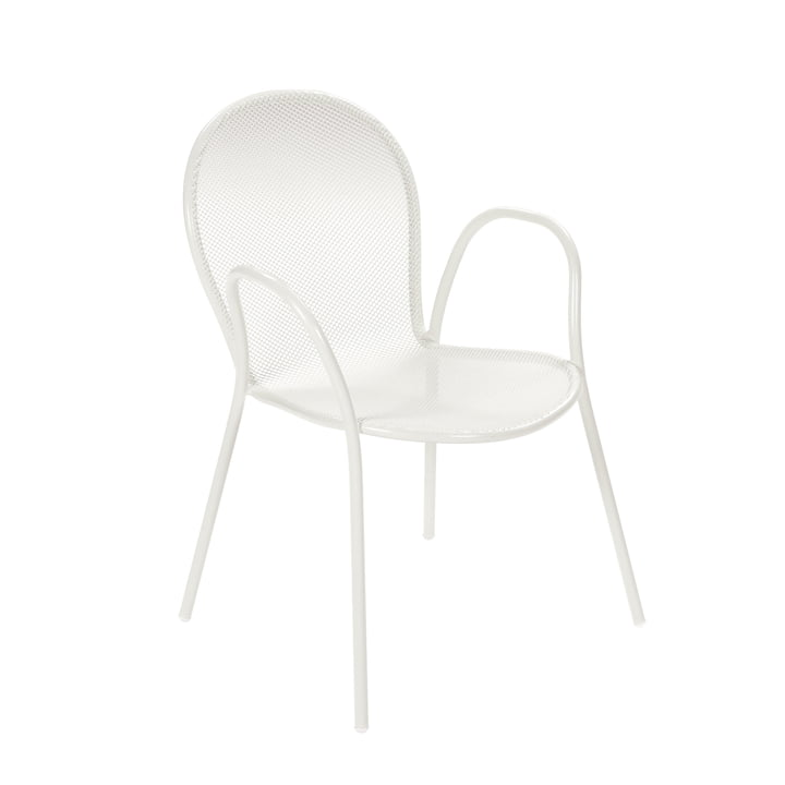 Ronda Garden Chair in White