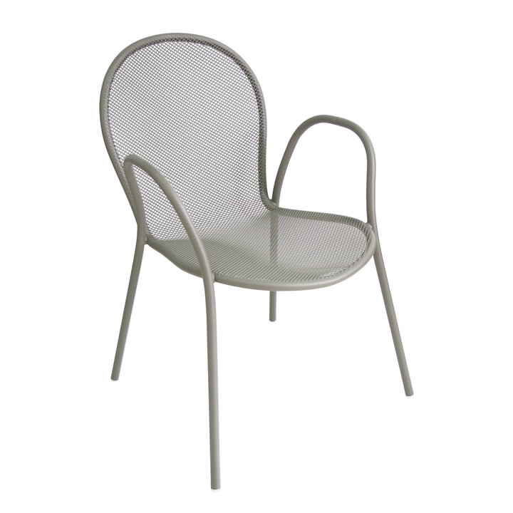 Ronda Garden Chair in Grey-Green