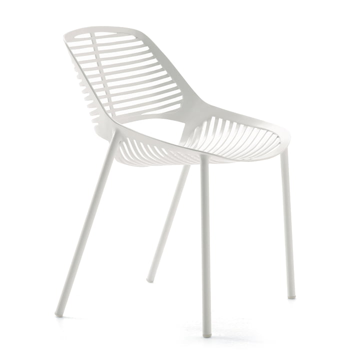 Niwa Chair by Fast in White
