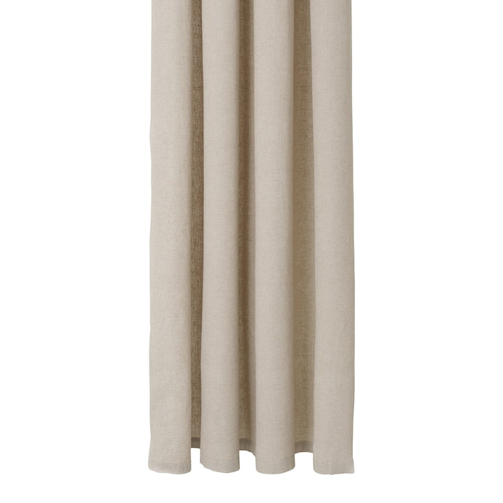 ferm Living - Shower Chambray curtain, sand