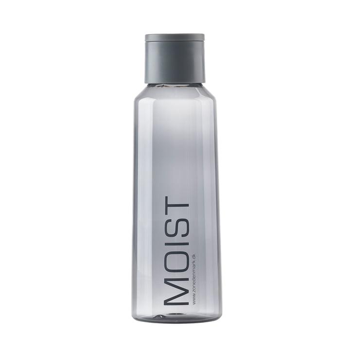 Moist Water Bottle 0.5 l by Zone Denmark in Cool Grey