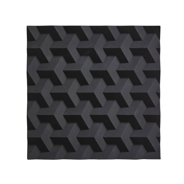 The Origami Trivet Fold by Zone Denmark in Black