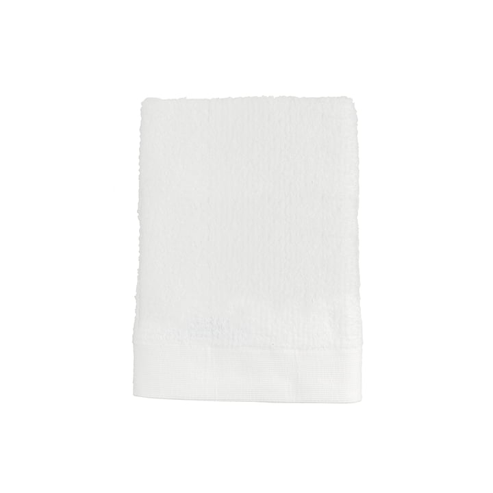 Zone Denmark - Classic Guest Hand Towel, 50 x 70 cm, white