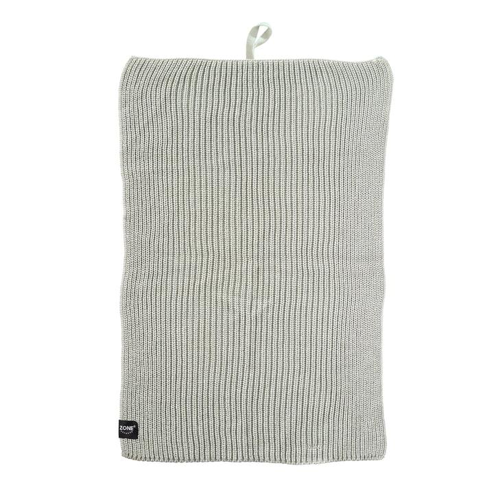 Kitchen Towel, 50 x 38 cm by Zone Denmark in Ice Green