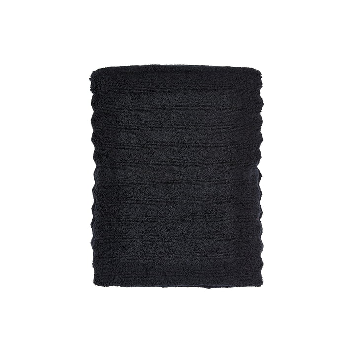 Zone Denmark - Prime Bathroom Hand Towel, 50 x 100 cm, black