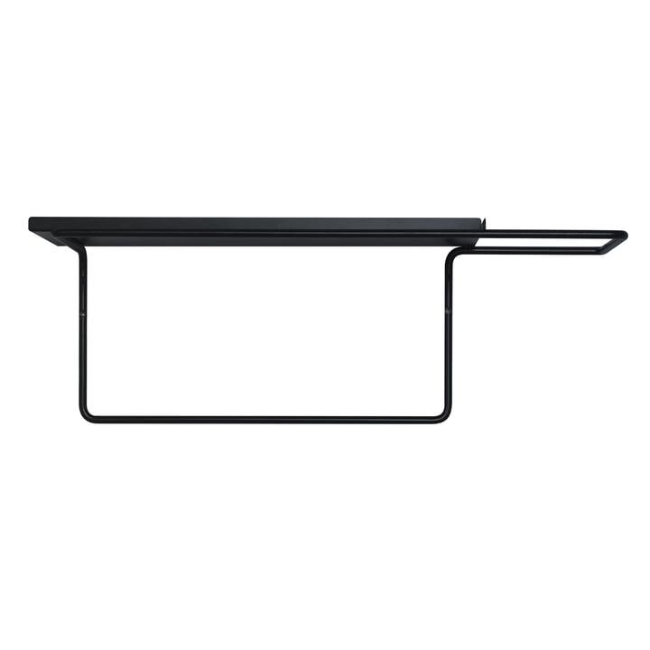 Vonbox - Wire Coat Rack, black (RAL 9005)