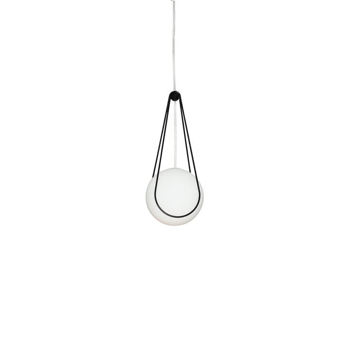 Design House Stockholm - Kosmos Holder for the Luna Pendant Lamp Ø 16 cm, black