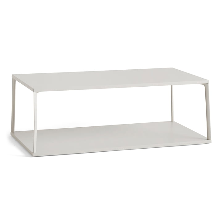 The Hay - Eiffel Coffee Table, 110 x 50 cm, light grey