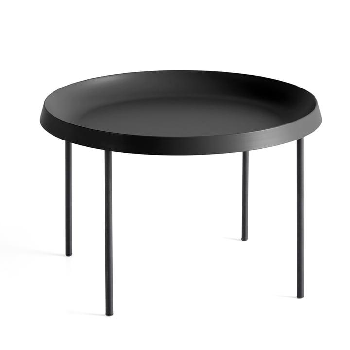 Hay - Tulou Side Table, Ø 55 x H 35 cm, Black
