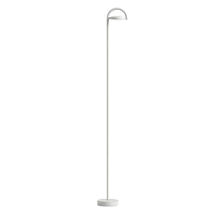 Marselis LED Floor Lamp, light grey (RAL 7035)