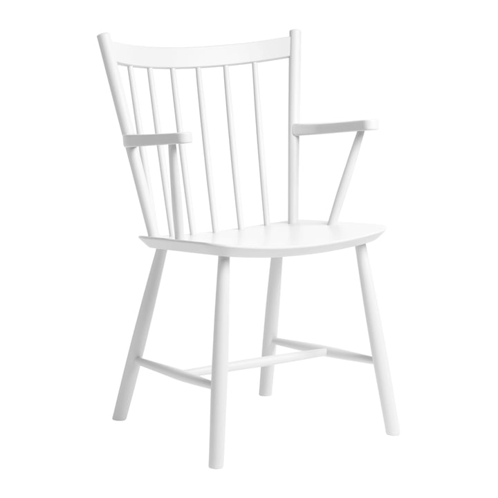 J42 Chair by Hay in White