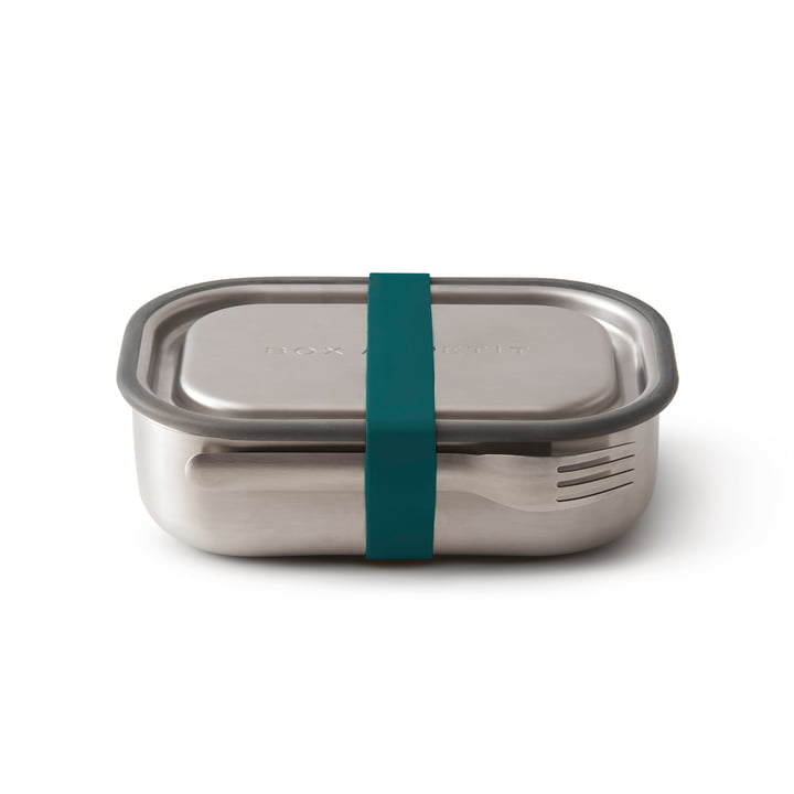 The Black + Blum - Stainless Steel Lunch Box in Ocean