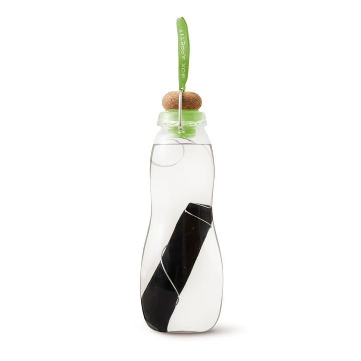 Eau Good Glass by Black + Blum in Lime