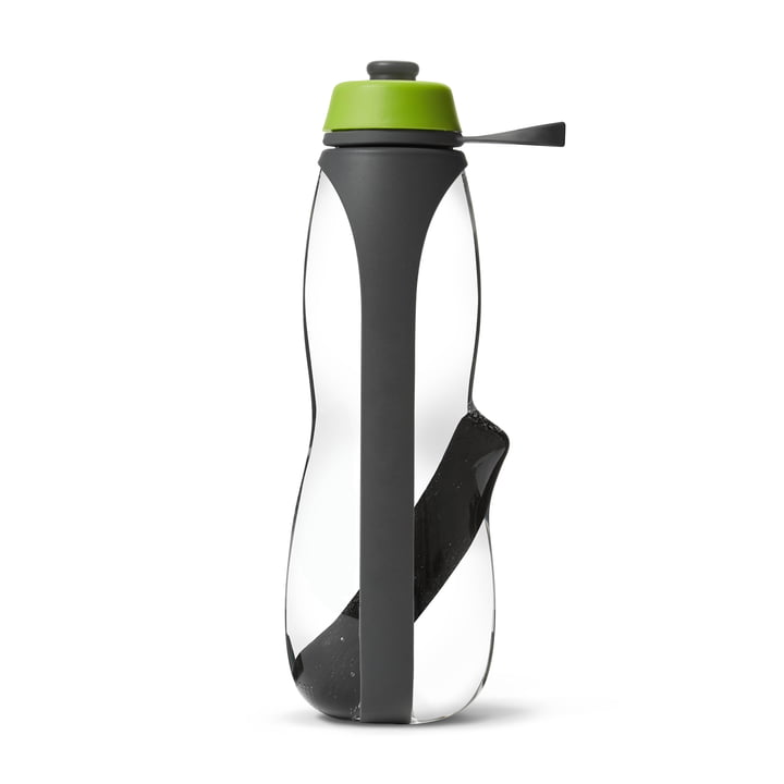 Eau Good Duo Bottle by Black + Blum in Grey / Lime
