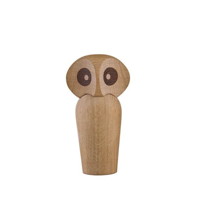 ArchitectMade - Owl mini, natural oak