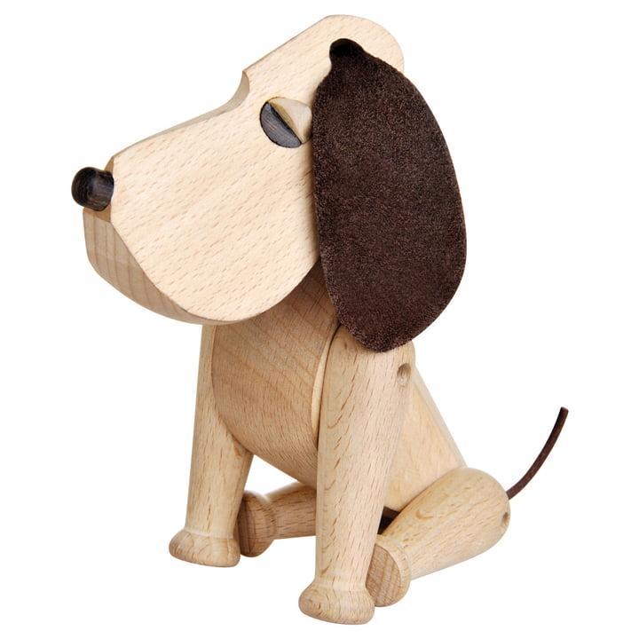 ArchitectMade - Wooden Dog Rufus H 33 cm, beech