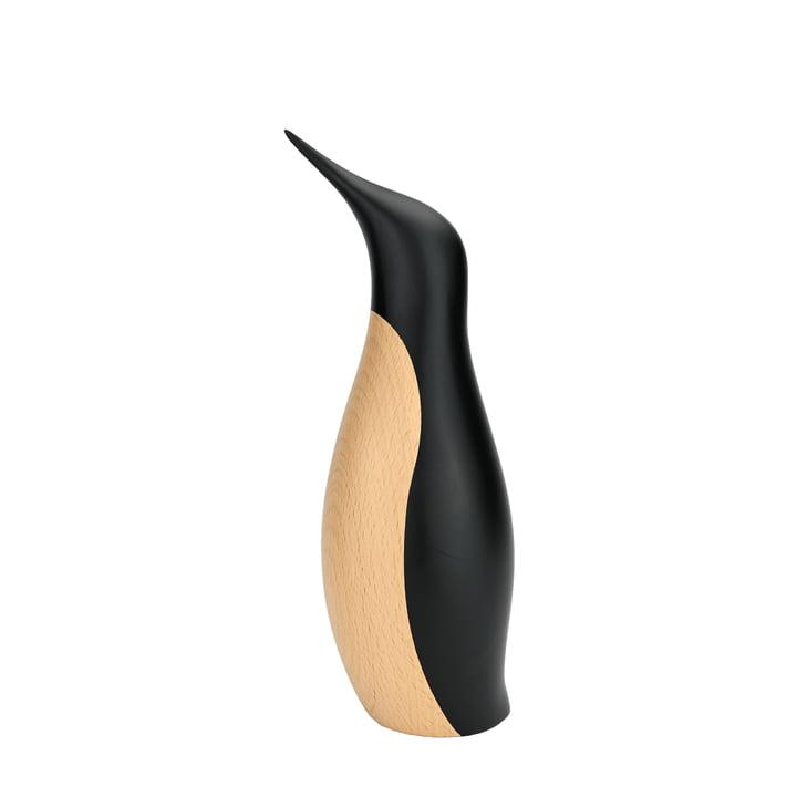 The ArchitectMade - Large Penguin in beech / black