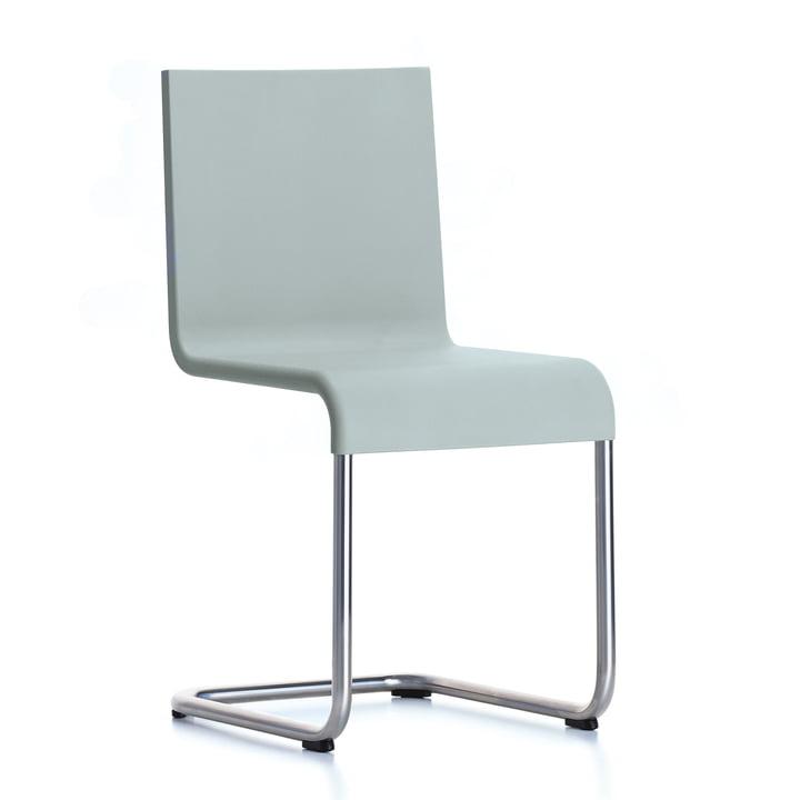 Vitra - .05 Chair grey, plastic glides