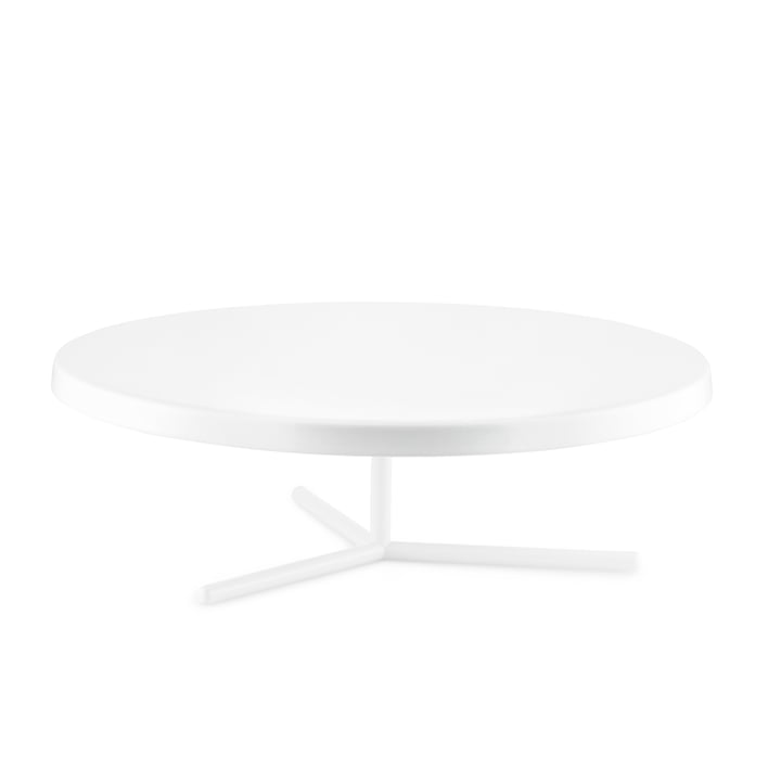 Normann Copenhagen - Glaze Cake Plate, cream