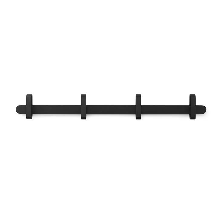 Normann Copenhagen - Hoop Coat Rack, black