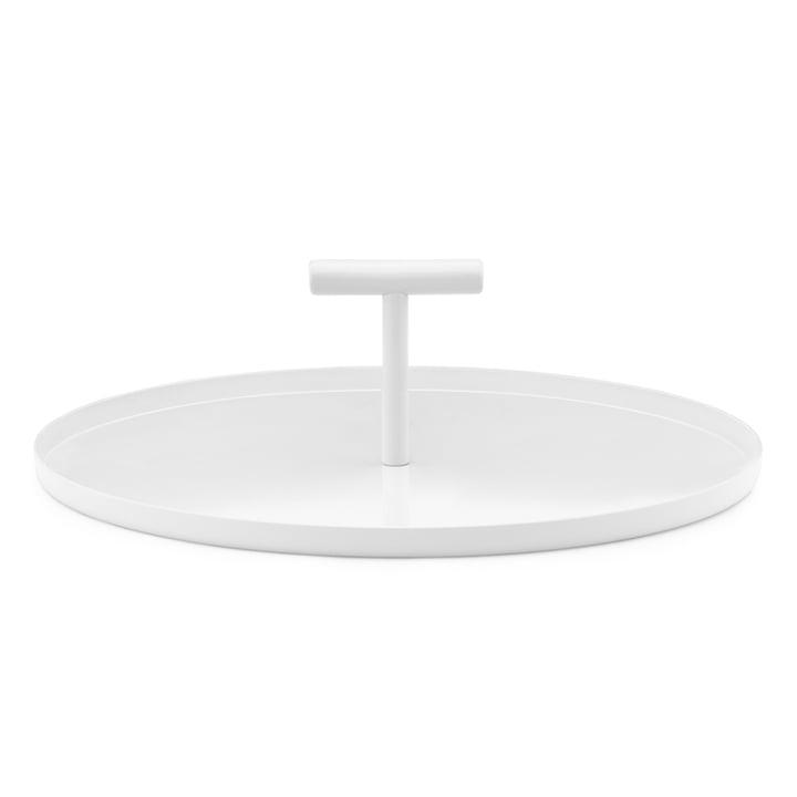 Normann Copenhagen - Glaze Tray, cream