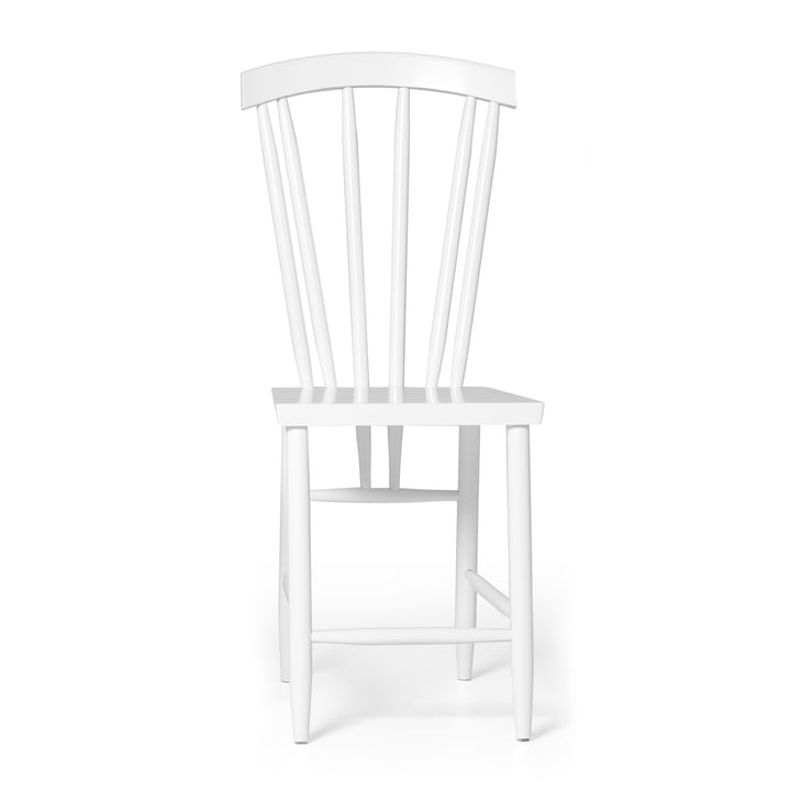 Design House Stockholm - Family Chair No. 3 in white