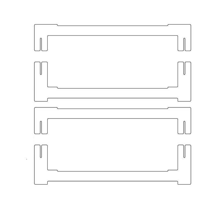 Kaether & Weise - Plattenbau shelving system