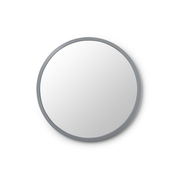 Umbra - Stroke mirror Ø 61 cm, grey