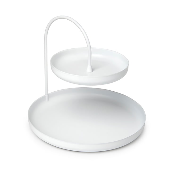 Umbra - Poise Tray, white