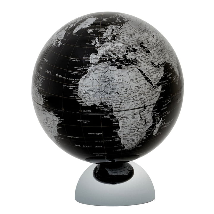 emform - Table Globe Andromeda, black