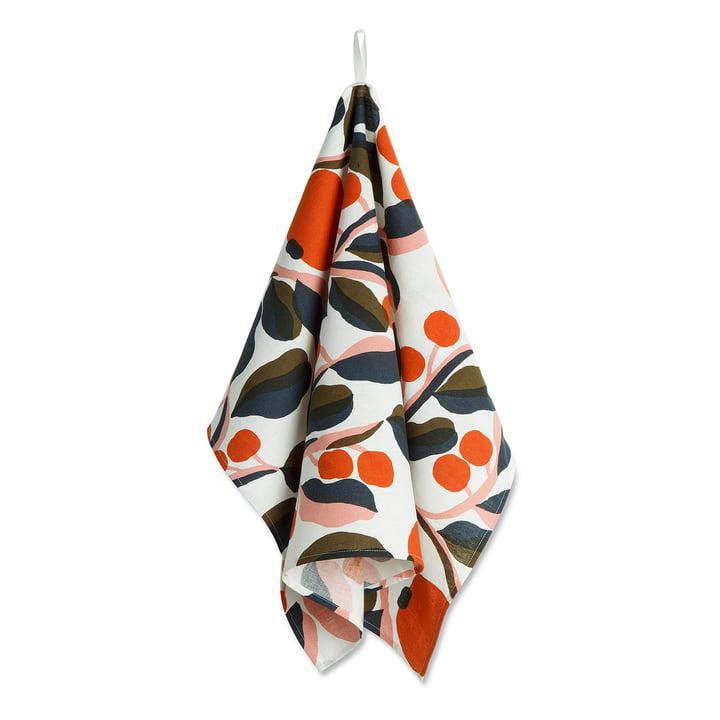 Jaspi Tea Towel By Marimekko