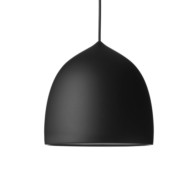 The Fritz Hansen - Suspence pendant P2, black matt