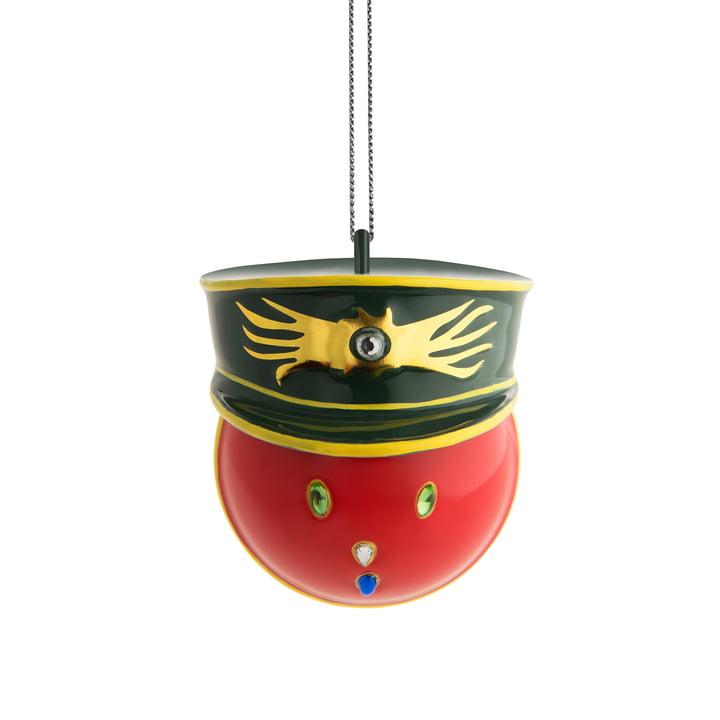 The Alessi - Fleurs De Jori deco ball, General Corallo (MJ16 2)