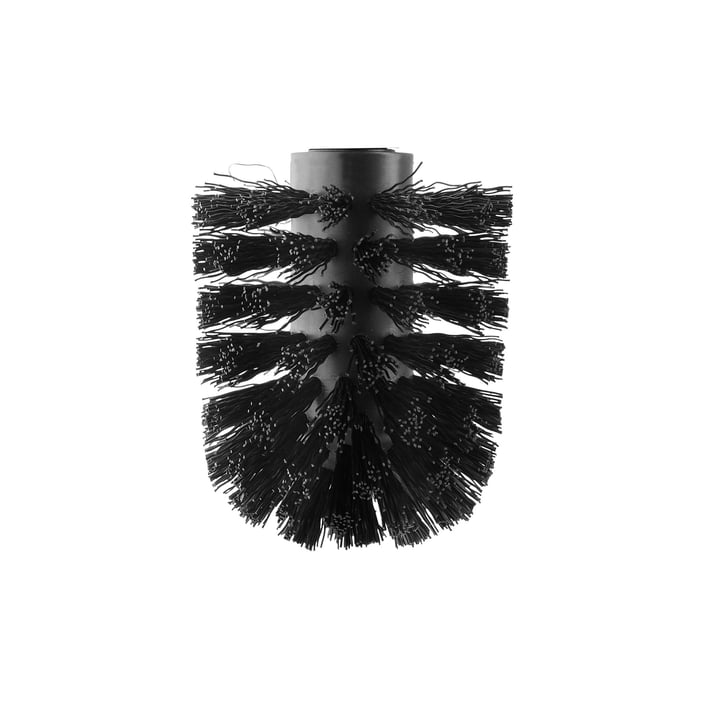 Spare toilet brush from Eva Solo in black matt