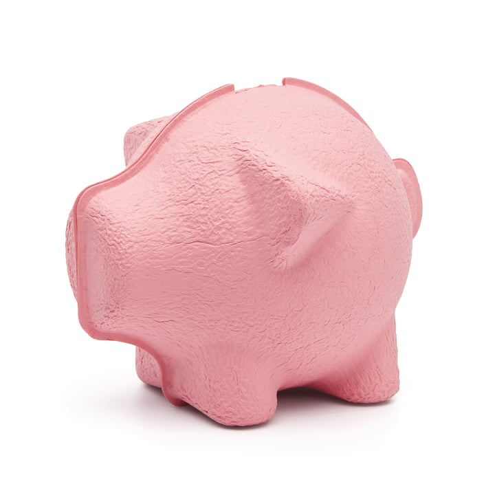 Tammy piggy bank, pink from Puik
