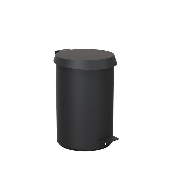 Pedal Bin 350 by Frost in Black
