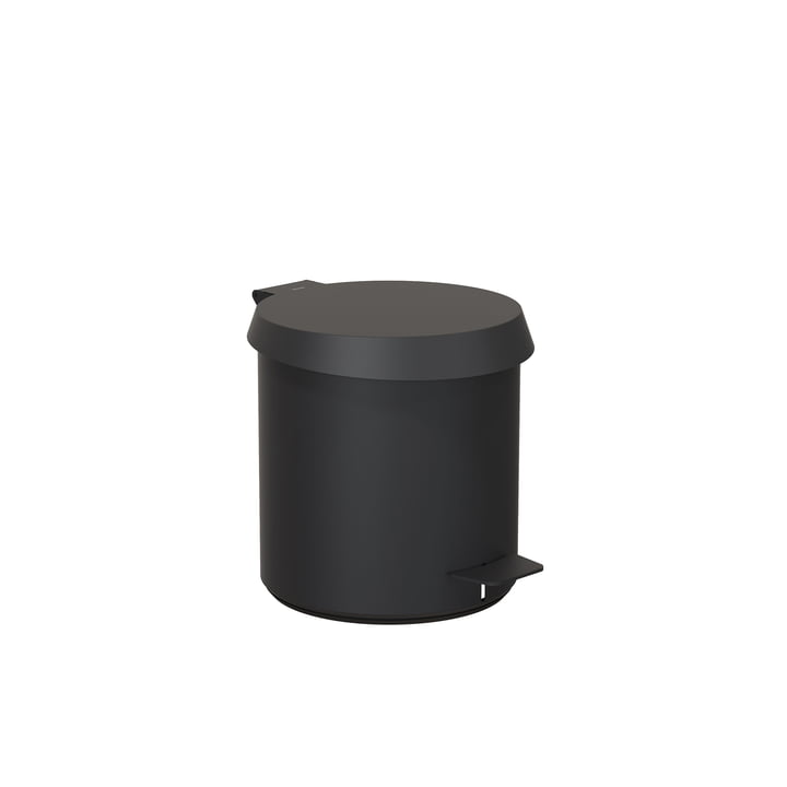 Pedal Bin 250 by Frost in Black