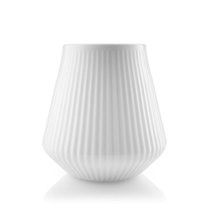 Eva Trio - Legio Nova Vase, H 15.5 cm in White by Eva Trio