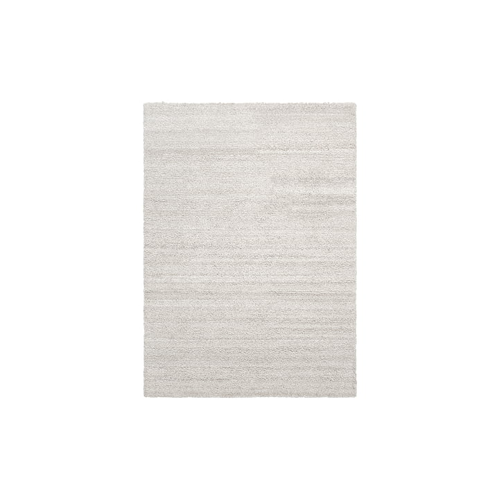 Ease Loop rug, 140 x 200 cm by ferm Living in off-white