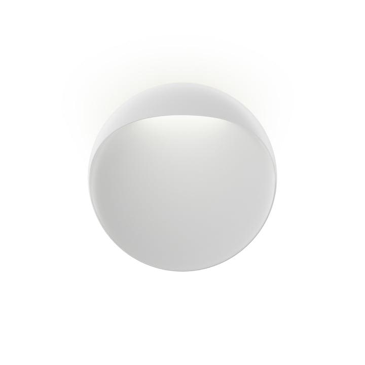 Flindt wall lamp Ø 20 cm, white by Louis Poulsen