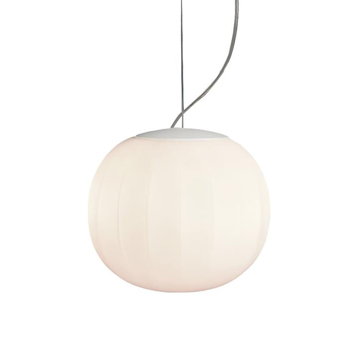 Lita Pendant Lamp, aluminium, white lacquered, Ø 30 cm