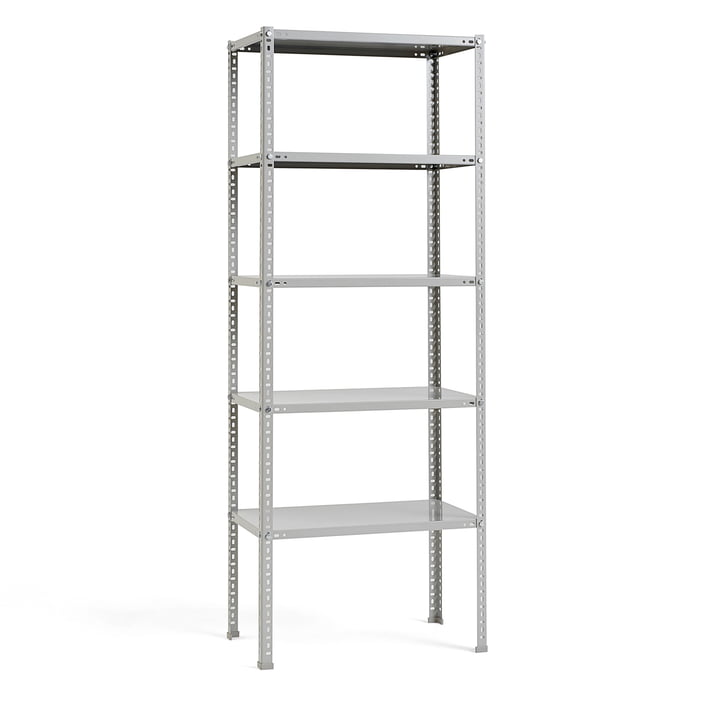 Shelving Unit by Hay in Light Grey