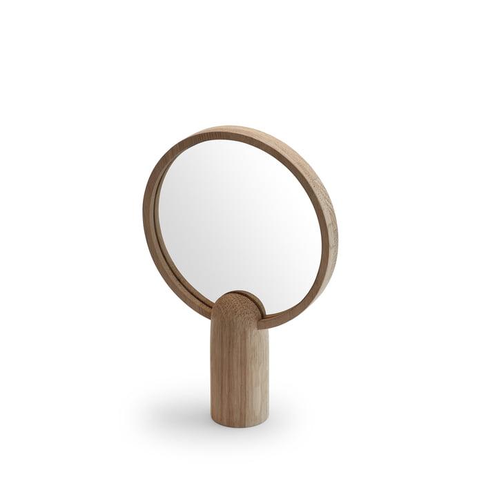 Aino mirror small from Skagerak in oak