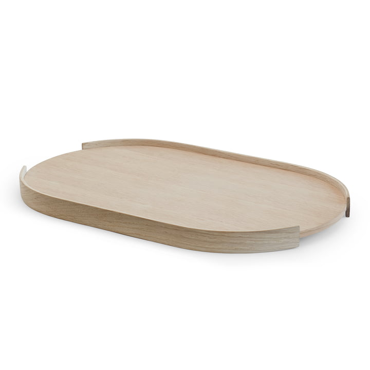 Opening tray 48 x 30 cm from Skagerak made of oak wood