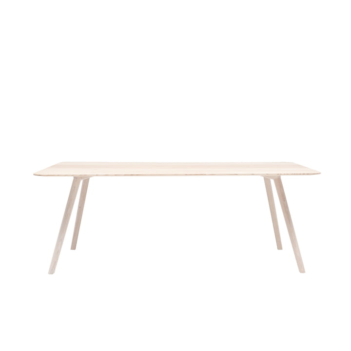 Meyer Table Large from Objekte unserer Tage - 200 x 92 cm oiled in ash