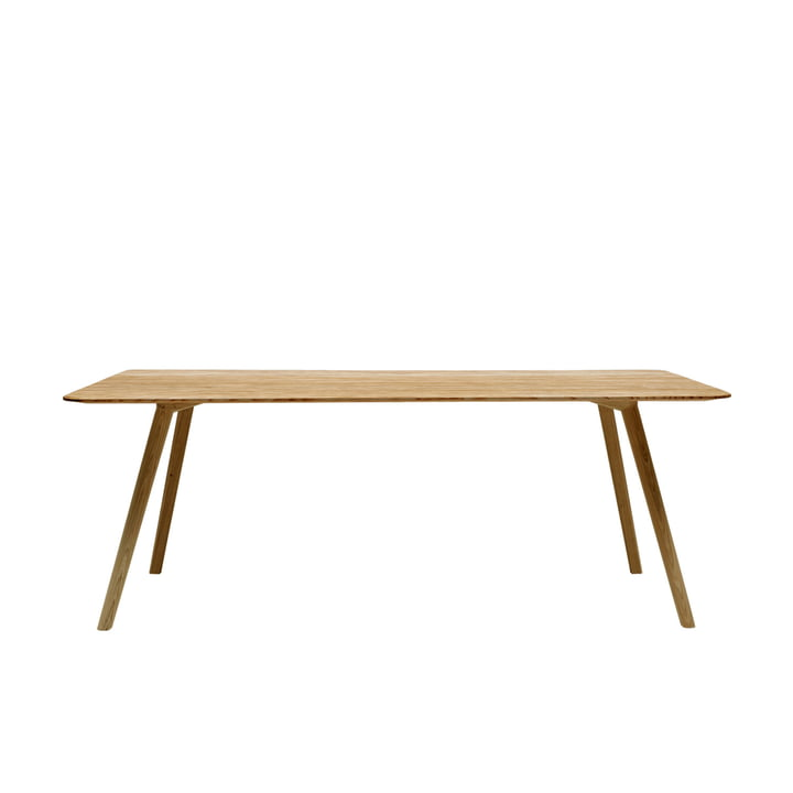 Meyer Table Large from Objekte unserer Tage - 200 x 92 cm in oak