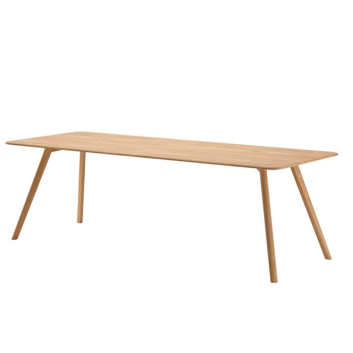 Meyer Table XLarge from Objekte unserer Tage - 240 x 92 cm in oak